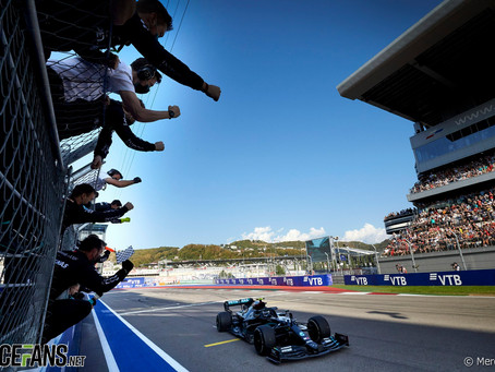 5 Thoughts from the 2020 Russian Grand Prix