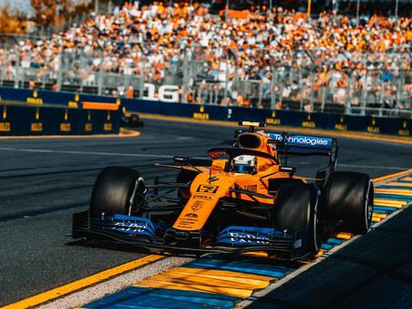 Lando Norris 'leaks' McLaren 2020 launch date