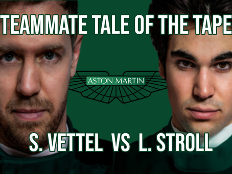 Teammate Tale of the Tape - Vettel vs Stroll at Aston Martin