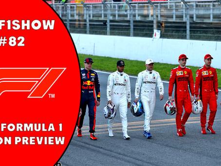 TBMF1Show Previews the 2020 F1 Season
