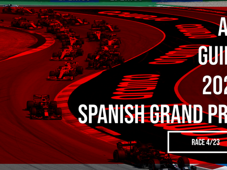 Your A-Z Guide to the 2021 Spanish Grand Prix