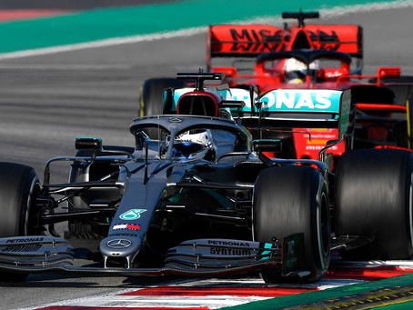 An update on the status of the 2020 Formula 1 season