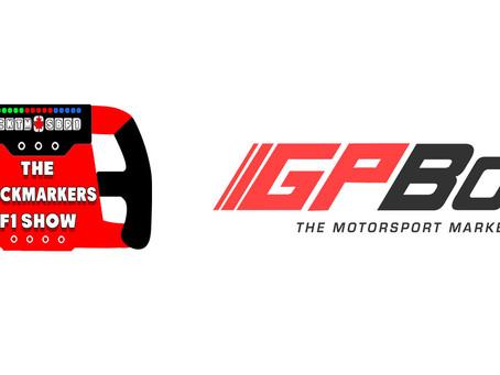 TBMF1Show announces GP Box as a new podcast sponsor
