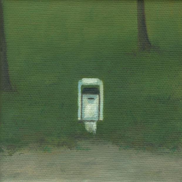 Park (Inventar) - Abfall