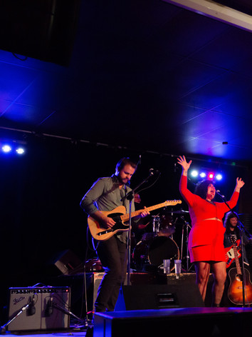 Folk Fest Pre Show By Isert's Originals-