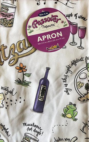 Passover Apron