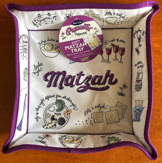 Soft Matzah Tray