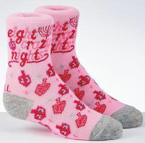 Chanukah Socks, children's