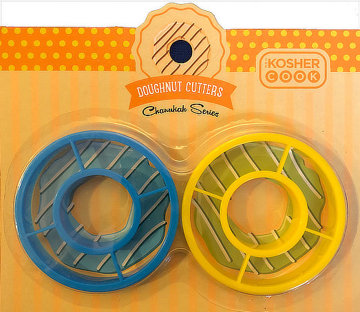 Chanukah Doughnut Cutters
