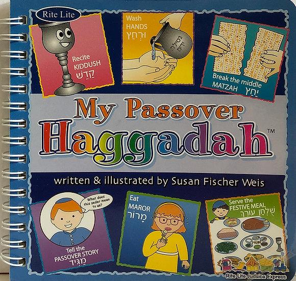 My Passover Haggadah