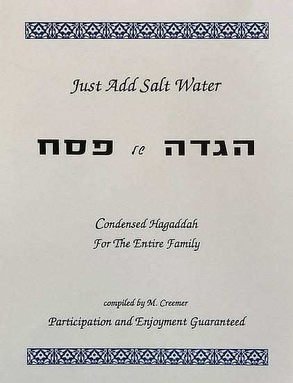 Just Add Salt Water
