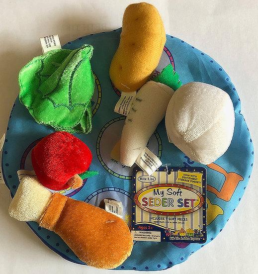 My Soft Seder Set