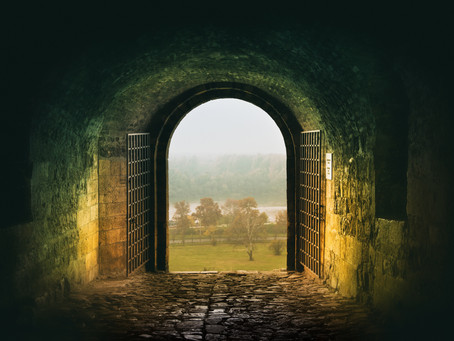 Middle Gate, Conception Vessel point # 12