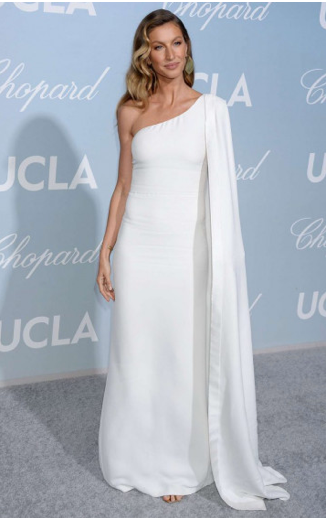 Gisele at the Hollywood For Science Gala Benefiting UCLA Institute of Environment and Sustainability
