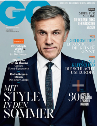 GQ Magazine Germany