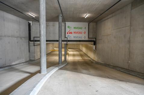 Parking du Nord