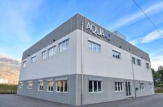 Halle Aqua4D - Sierre