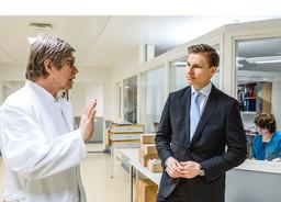 Kokoomuksen varapuheenjohtaja, ministeri Antti Häkkänen uskoo, että valinnanvapauslaille löytyy edus