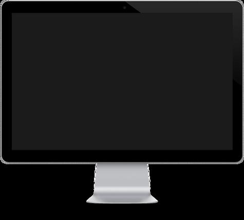 Nickie K Computer Monitor Website Design Portfolio