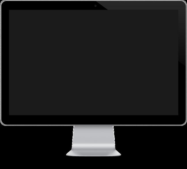 מסך מחשב - תיק עבודות אתרים וויקס