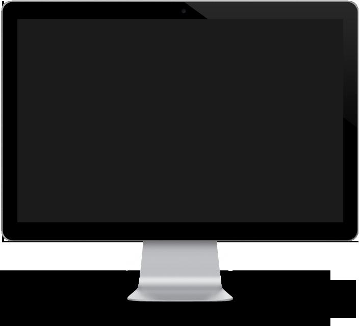 Computerskærm