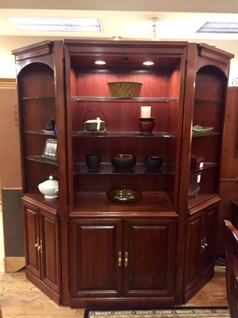 Harden 3pc Display Cabinet