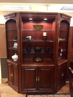 Harden 3pc Display Cabinet