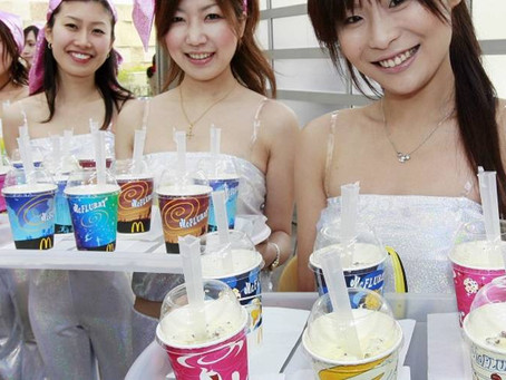 The problem with McFlurry machines