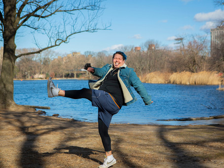 New Yorkers Lunge, Twist And Zumba Their Way Through The Pandemic Together