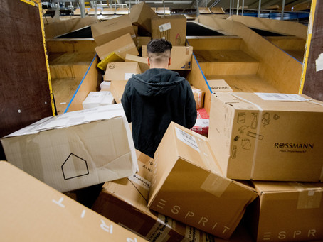 Shipping Delays: Why Your Packages Are Taking Forever