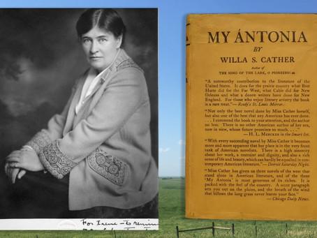 American Icons: 'My Ántonia'