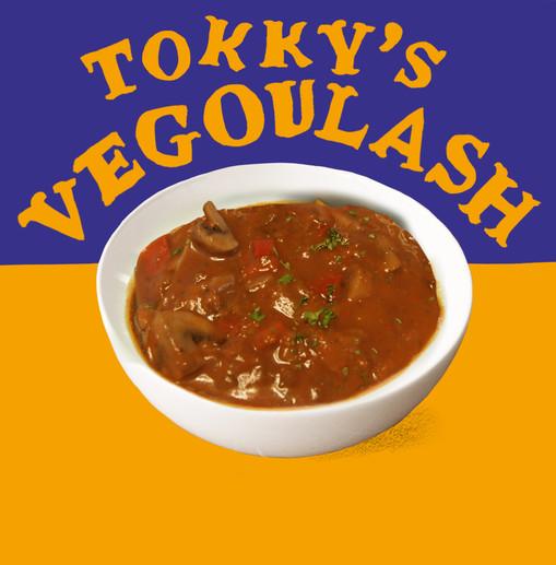 goulash naar het recept van Tokky