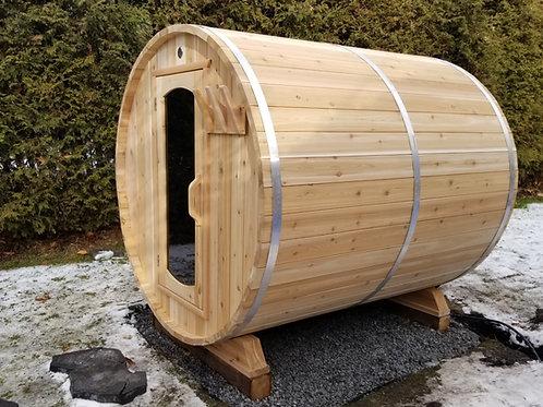 Sauna Boréal Traditionnel - 7 pieds