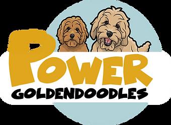 Powergoldendoodles logo
