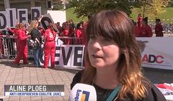 L1 protest universiteit maastricht