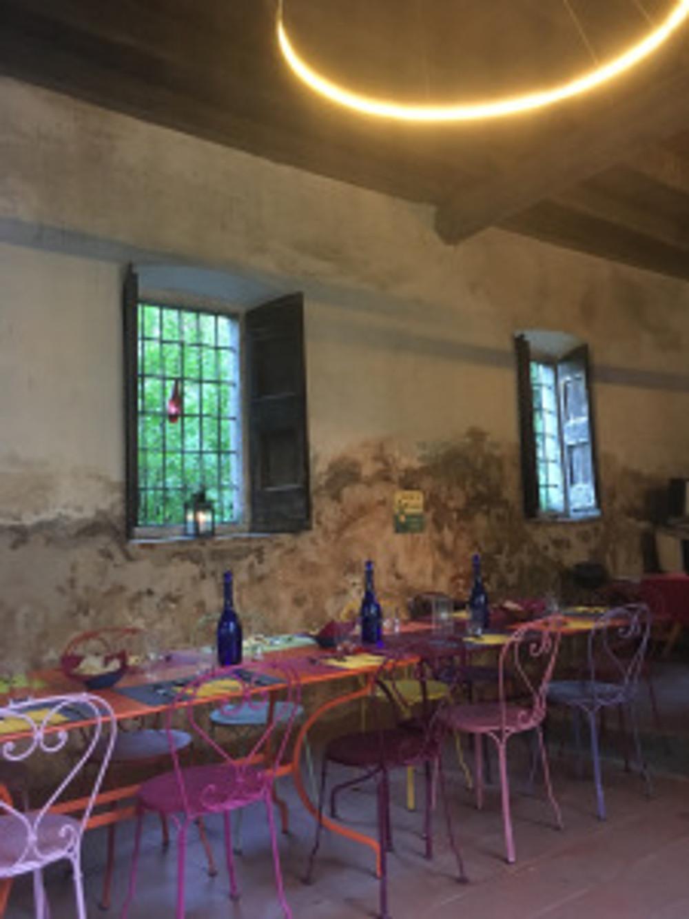 het restaurant van solimago