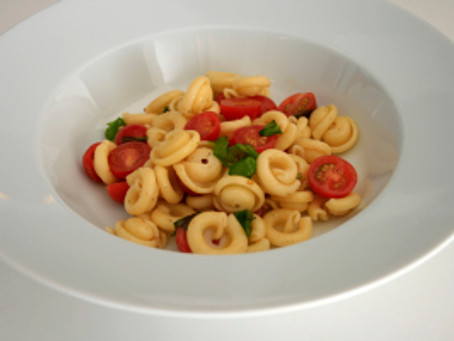 snelle pastasalade
