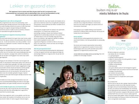 benefits magazine: lekker en gezond eten