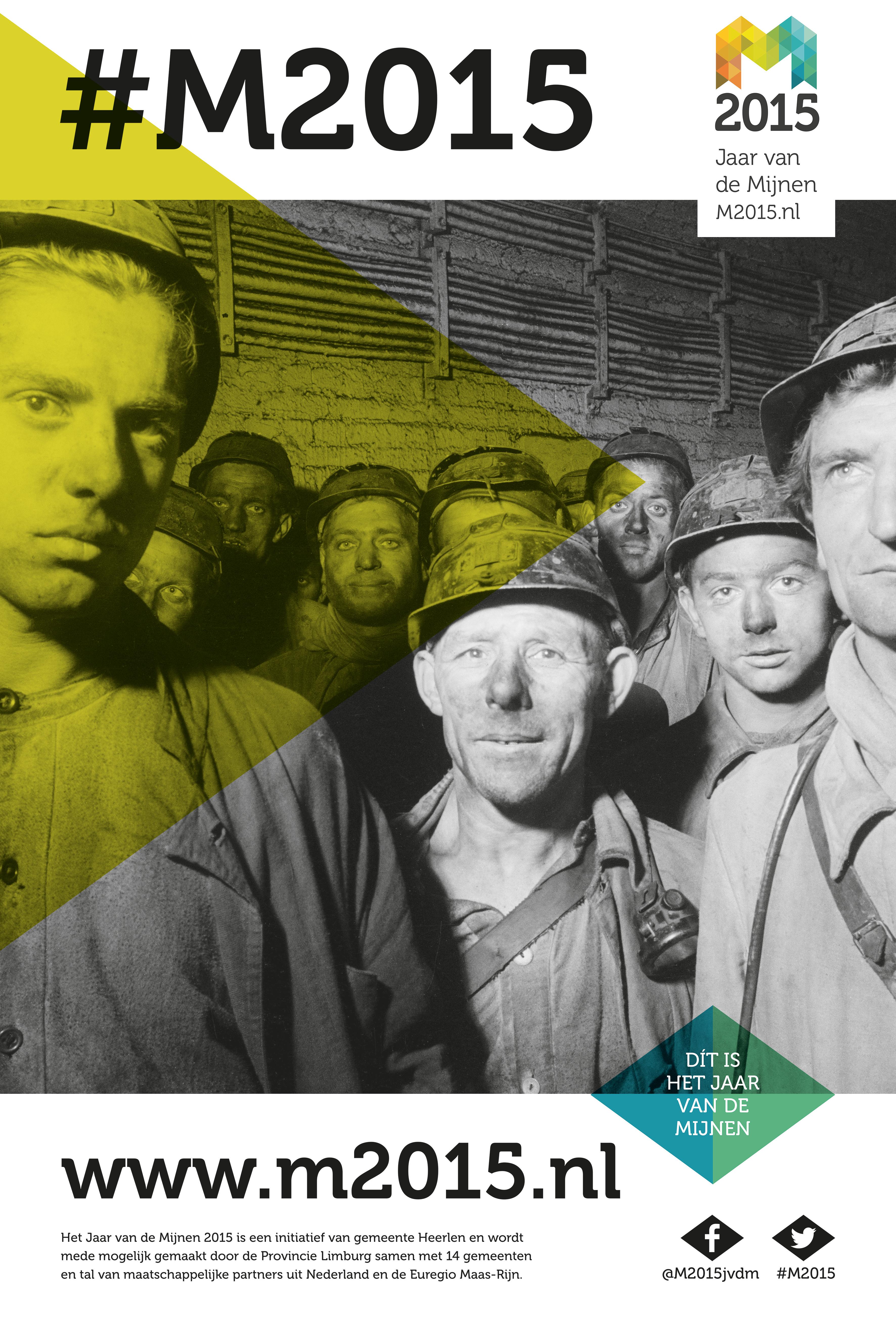 krant jaar van de mijnen