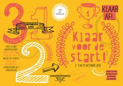 flyer kinderboekenweek