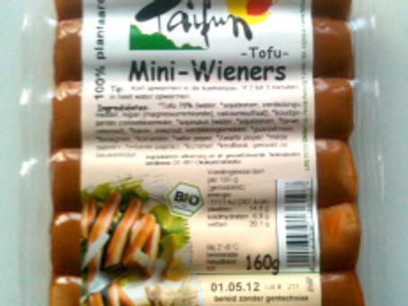 hotdog worstjes!