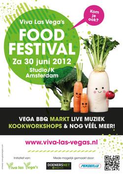 poster viva las vegas foodfestival