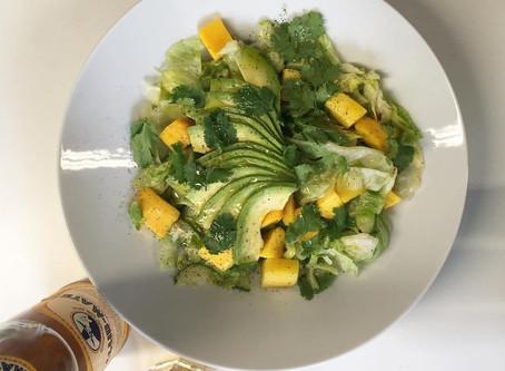 verrassend heerlijke salade