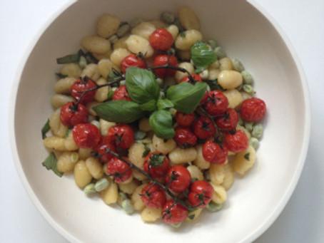 zomerse gnocchi