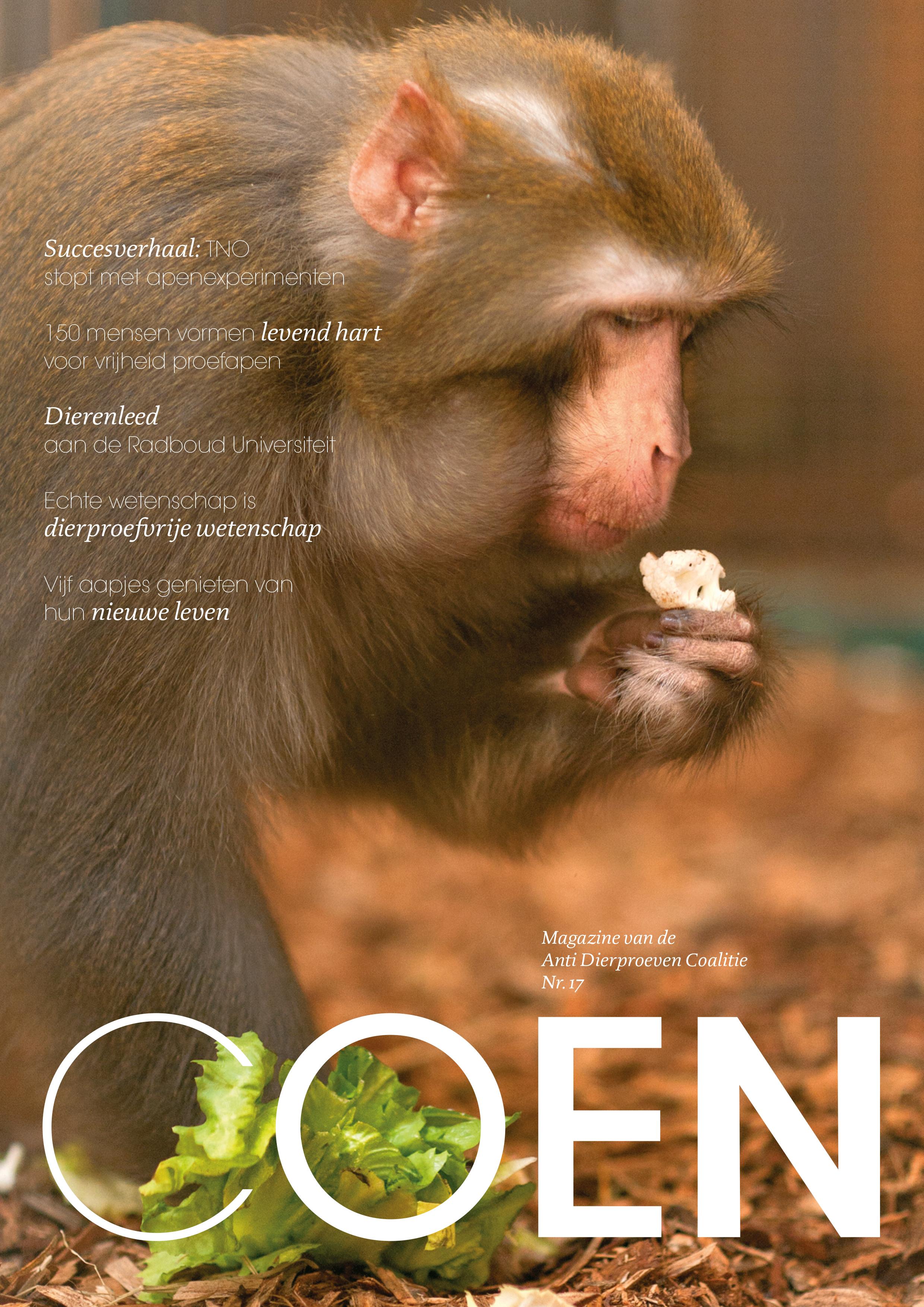 magazine coen