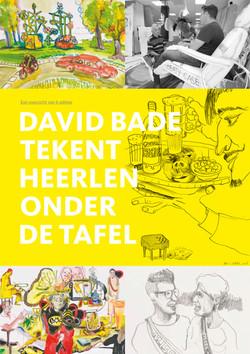 SCHUNCK* boek over david bade