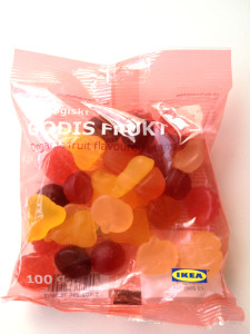 godis frukt