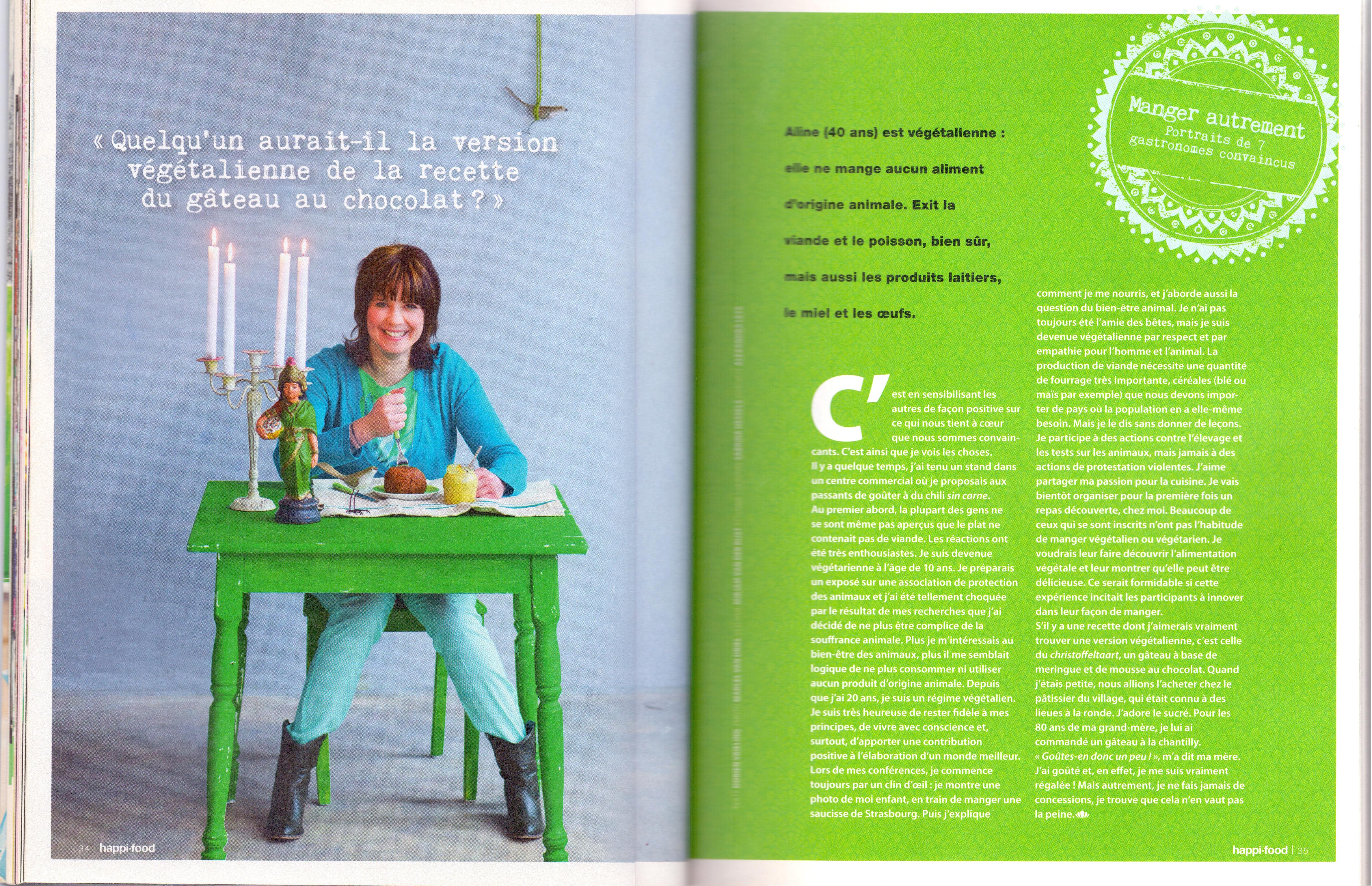 publicatie happyfood frankrijk