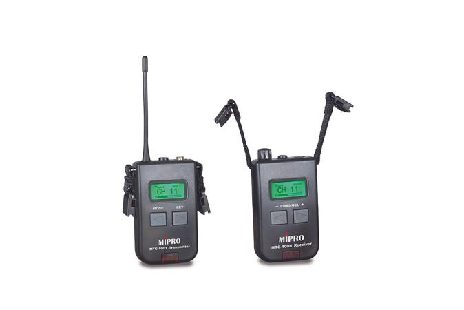 MTG-100T und MTG-100R