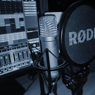 Rode NT1 Kit pro komunikaci s mic room